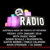 onelove radio 15th January 2016
