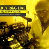 WEEKLY R&G LIVE #7 - Soulful House - 30/01/17
