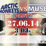 Britube ★  Muse Vs Arctic Monkeys Party ★  DJ Set By Stav Ben Yakar