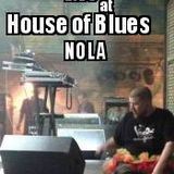 Cameron Kelly - Live at House of Blues New Orleans - 8/31/14