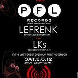 Lefrenk @ TrustRadio (09-06-2012)