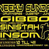 Gibbo 30/07/17 Sneeky Sunday