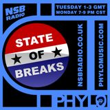 The State of Breaks with Phylo on NSB Radio - 06-09-2014
