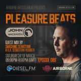 DJ Smashing Sebastian guest mix @DieselFM
