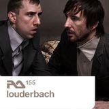 Louderbach - RA Podcast #155 - 2009-08