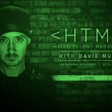 <HTML> PHENOMENAL techno show - 09th December 2017 - Davie Murray