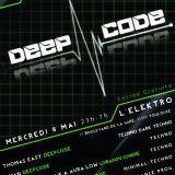 Opening Virtual Implosion #1 @ L'Elektro 8/05/2013