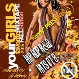 DJ KENNY - HIP HOP R&B MIX PT 8 (FALL 2015 REMIX EDITION