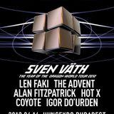 Sven Vath Live @ Hyperspace , 14.4.2012