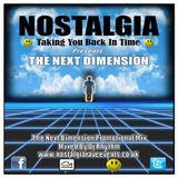 Nostalgia - The Next Dimension Event Promotional Mix [ Mixed By Dj Rhythm ]