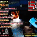 Rob Paine live @ Secret Cinema 2 Year Anniversary in LA June 16th, 2012