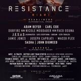 Jamie Jones @ Resistance Miami, Megastructure Day 2 - 24 March 2018