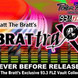 Brattrax LIVE ON 93.3FLZ (Air-date 11/2000) S1 CD 1 w/Drops