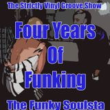 4 Years of Funking - Strictly Vinyl Groove Show