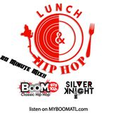 Lunch & Hip Hop (MIX) feat Q-Tip & more! by Dj Silver Knight