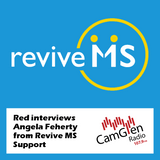 Red interviews Angela Feherty from Revive MS Support, 7 Mar 2018