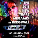 The 2016 New Years Megamix by Bergwall