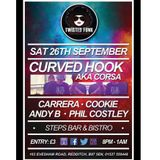 Cookie B2B With Andy B Twisted Funk 26th Of Sept Promo Mix