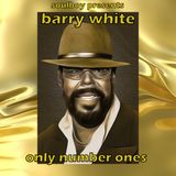 barry white only number 1's