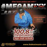 Megamixx by DBM (Megaswara 100.8FM) with DJ Ray Arya