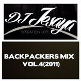 BACKPACKERS MIX VOL.4 (Okt 2011)