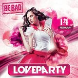 Alessandro D' Agostino pres. Be Bad Love Party Session 2014