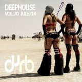 DJRB Live from La Maison Blanche Sunday's in Shelter Island, NY - DEEP HOUSE MUSIC - Vol. 70