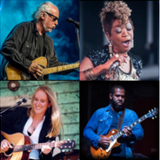 CKNM with Bob Margolin, Trudy Lynn & Fiona Boyes plus Kirk Fletcher