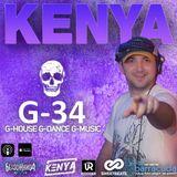 DJ Kenya - G-34 [G-house, G-dance, G-music] (01.12.2015)