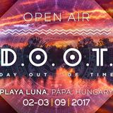 Botond @ Day Out Of Time - Open Air  Secret Party