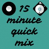 15 minute quick mix