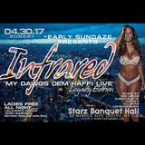 INFRARED (EARLY SUNDAZE) DJ LINKZ & DJ LANO Fr. PCJ INT