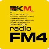 FM 4 DIGITAL KONFUSION MIXSHOW # theLATINFLUENCE on 1st OCT 2016