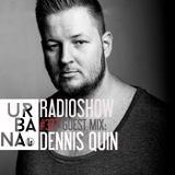 Urbana radio show by David Penn #377 ::: Guest mix DENNIS QUIN