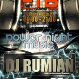 DjRumian - Power Night Music - Radio FTB 25.05.2014
