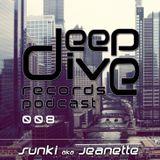 Podcast 008 | Sunki aka Jeanette (Deep Dive Records)