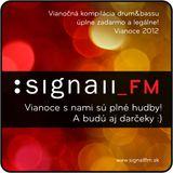 TheX - SignallFm 2012 xmas compilation mix