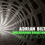 Underground Vibration RADIOSHOW @Phever Radio Dublin 05.11.2016