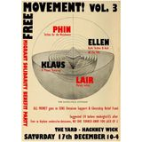 Phin - Free Movement vol.3 @ The Yard