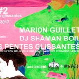 INITIALE #2 - Marion Guillet & DJ Shaman Boil - RADIODY10.COM