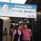 """JMSP en Radio María Ecuador - Programa """"Un gozo en el alma"""" 27 septiembre de 2011"""