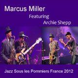 Marcus Miller 2012-05-19 Jazz Sous les Pommiers,Coutances France