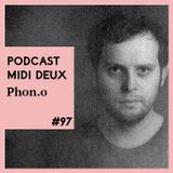 Podcast #97 - Phon.o [50Weapons]