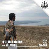 LES LABORATOIRES - #0320 - Afra - 11/06/2019 - RADIODY10.COM