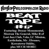 Beat Tape #17 - HipHopPhilosophy.com Radio