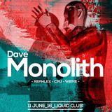 Microlith_live @ Synchronic Malta // 11.06.16 - Dave Monolith