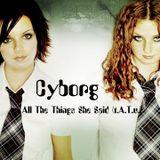 Cyborg - All The Things She Said (t.A.T.u.)