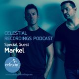 CEL5 - Celestial Recordings Podcast - Special Guest Markel