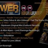 My mix on Power with John Gibbons 25.7.15