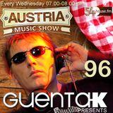 Austria Music Show 96 (Week Halftime) von und mit Guenta K